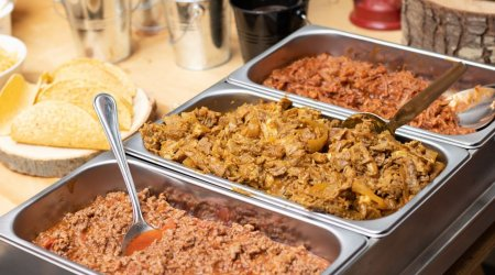 Specialty Buffet Catering Options